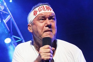 Jimmy Barnes is in the house. Photo / Getty