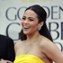Paula Patton arrives at the 2012 Golden Globe Awards. Photo / AP