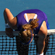 Petra Kvitova of the Czech Republic leans over the net in her second round match against Carla Suarez Navarro of Spain. Photo / Getty Images