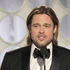 Presenter Brad Pitt appears during the 69th Annual Golden Globe Awards. Photo / AP