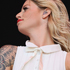Gin Wigmore performs at the Big Day Out 2012. Photo / Getty Images