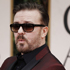 Ricky Gervais arrives at the 2012 Golden Globe Awards. Photo / AP