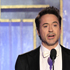 Robert Downey Jr. appears during the 69th Annual Golden Globe Awards. Photo / AP