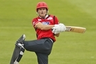 Rob Nicol scored 48 runs for the Wizards. Photo / Getty Images
