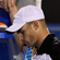 Andy Roddick of the USA shakes hands with the umpire after retiring in his second round match against Lleyton Hewitt. Photo / Getty Images