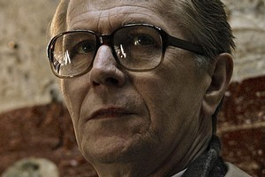 Gary Oldman in a scene from Tinker Tailor Soldier Spy. Photo / Supplied