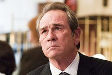 Tommy Lee Jones is coming back to New Zealand. Photo / Supplied