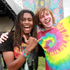 Hayden Smith and Hamish Bell at the Big Day Out 2012. Photo / Herald on Sunday
