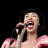 Kimbra performs at the Big Day Out 2012. Photo / Dean Purcell