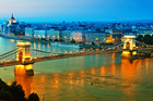 Budapest's magical Danube skyline makes for an entrancing sight. Photo / Thinkstock