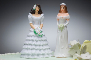 "The Catholic Church said it opposed the bill and was appealing to MPs to keep marriage ""as defined as between a man and a woman"". Photo / Thinkstock."