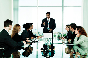 The key elements to a board are gender, skill set and ethnic diversity.  Photo / Thinkstock