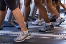 The treadmill was created for those who didn't run outside because of
