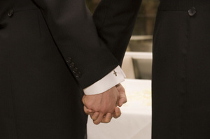 Scotland is set to become the first part of Britain to legalise gay marriage. Photo / file