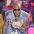 Flo Rida performs onstage at the Teen Choice Awards in Universal City, California. Photo / AP