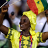 Senegal athletes parade during the Opening Ceremony. Photo / AP