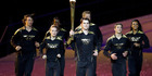View: Olympics: Lighting the cauldron