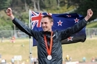 New Zealand's 1500m silver medalist runner Nick Willis talks about his preparations & aspirations for the 2012 London Olympic Games.