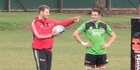 Watch: Rugby: Crusaders prepare for Chiefs knock out match