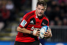 Richie McCaw of the Crusaders runs with the ball during the Super Rugby Qualifying Final match between the Crusaders and the Bulls. Photo / Getty Images.