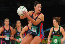 Madison Browne of the Vixens. Photo / Getty Images