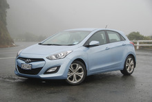 Hyundai's i30 could give its rivals a run for their money. Photo / Jacqui Madelin