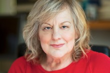 Sue Townsend sharpens her merciless wit. Photo / Supplied