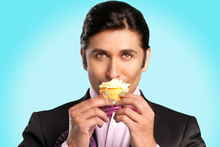 TV's Hottest Home Baker host, Colin Mathura-Jeffree, shares his favourite foodie spots around town. Photo / Supplied