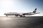 Air New Zealand's fleet will begin to sport the new livery next year. Photo / Supplied