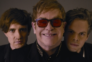 Elton John vs Pnau. Photo / Supplied