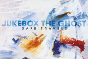 Album cover for Safe Travels by Jukebox the Ghost. Photo / Supplied