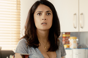 Salma Hayek plays Luisa in The Spark of Life. Photo / Supplied