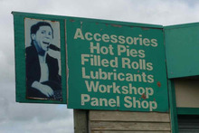 Paul Simon, hot pies ... and panelbeating?  Photo / Supplied