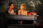 Michelle Williams gives in to temptation with Luke Kirby in Take This Waltz. Photo / Supplied