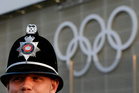 Britain has mounted its biggest peacetime security operation to guard the Olympics. Photo / AP