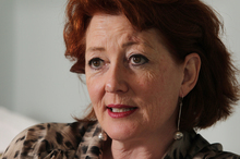 Maggie Barry has spoken in Parliament about many topics, including the law of the sea and the domestic purposes benefit - with no suggestion that she has any personal experience in those areas. Picture / Greg Bowker.