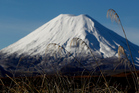 Mt Ngauruhoe is located within Tongariro National Park. Photo / Christine Cornege