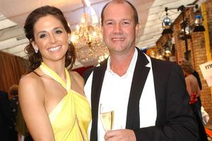 Amanda and Mark Hotchin had grand plans for their property. Photo / Michael Craig