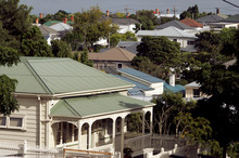 House prices in Auckland have hit a record median sales price of $500,000. Photo / Janna Dixon