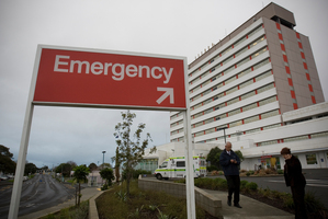 North Shore Hospital. File photo / Paul Estcourt