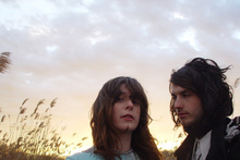 Baltimore dream pop duo Beach House. Photo / Supplied