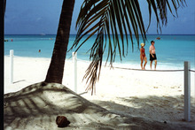 The Cayman Islands is among tax havens for the super-rich. Photo / Megan Singleton