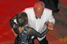 The Queen Elizabeth's gentlemen hosts, such as Cornelius Cousins, recall days gone by, when men knew how to dance. Photo / Supplied