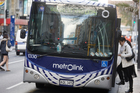 Buses may not enter the integrated scheme until well into next year. Photo / Paul Estcourt.