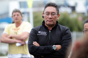 Hone Harawira. Photo / NZ Herald