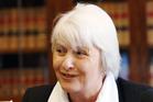 Former Speaker of the House Margaret Wilson. Photo / File