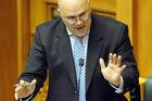 National MP Tau Henare. Photo / NZPA