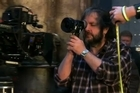 Peter Jackson has unveiled new footage from The Hobbit and plenty of behind-the-scenes material in his latest production video diary.
