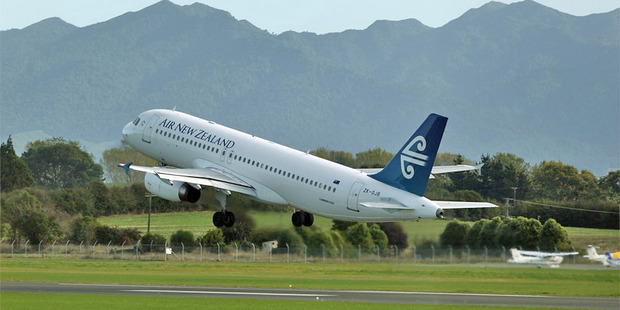 Air New Zealand is cutting the prices of many of its domestic airfares. Photo / Sarah Ivey