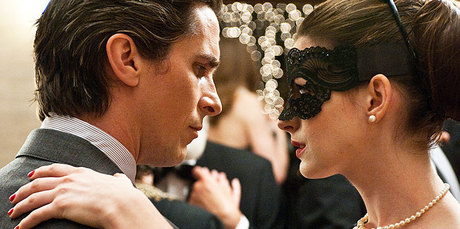 Christian Bale and Anne Hathaway have offered their condolences to the victims of the Batman shooting in Colorado. Photo / AP